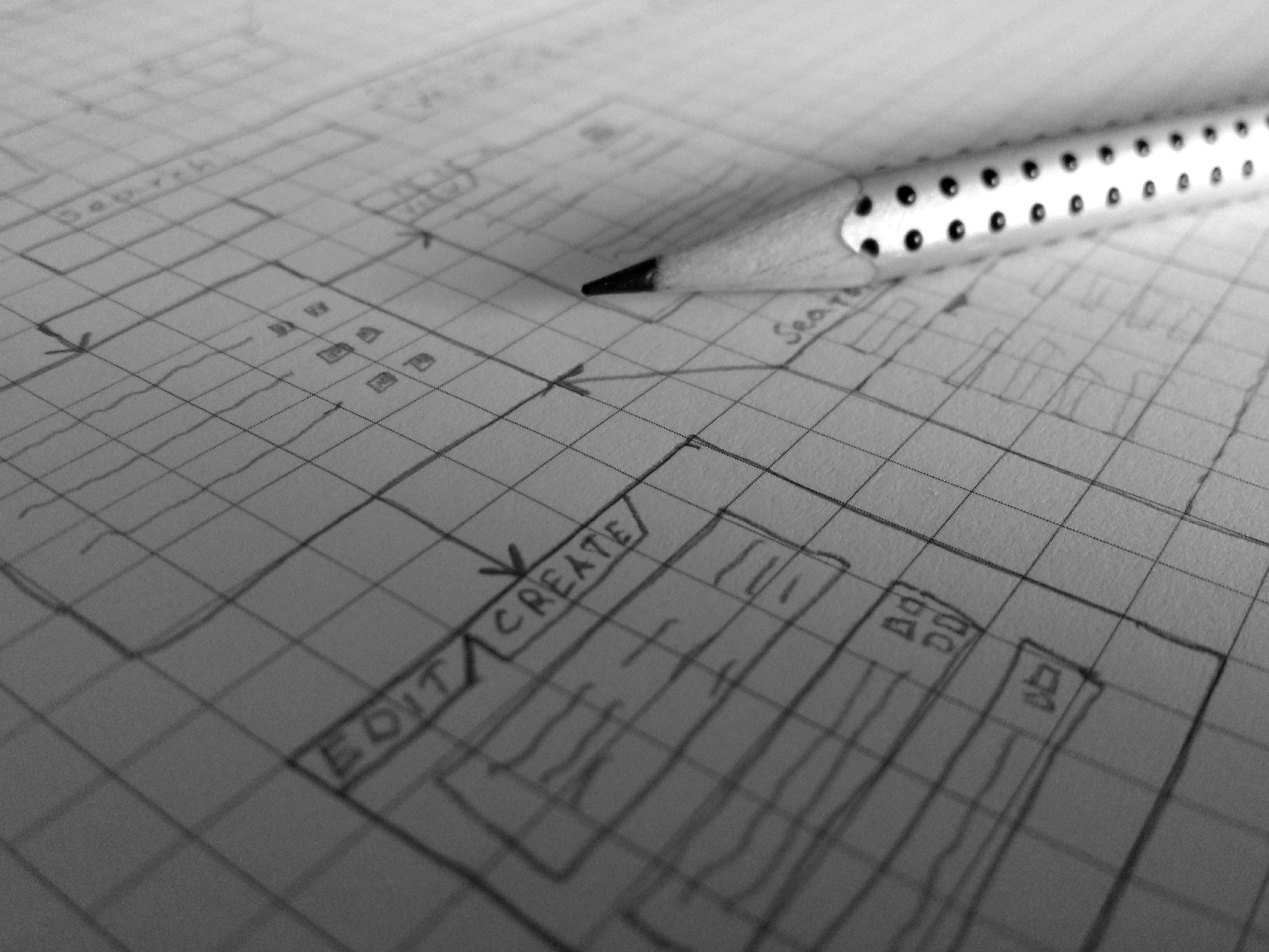 IT-Pro Support | IT Support Shropshire | Pencil and paper