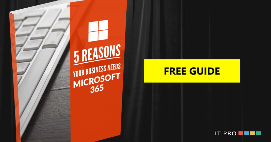 5 reasons to get o365