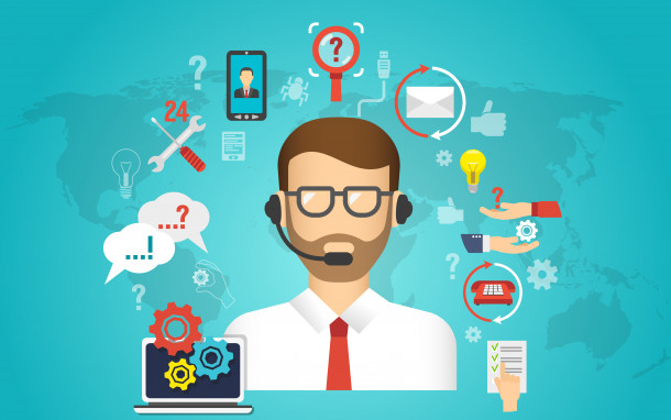 IT-Pro Support | IT Support Oswestry | Tech support icon